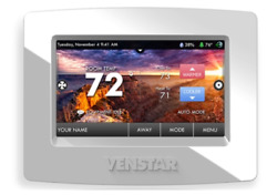 Venstar 4h/2c Colortouch Wifi Programmable Thermostat, T7850