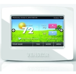 Venstar 4h/2c Colortouch Programmable Thermostat, T7800