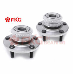 2 Rear Left Or Right Wheel Hub And Bearing For Mitsubishi Lancer Outlander 512339