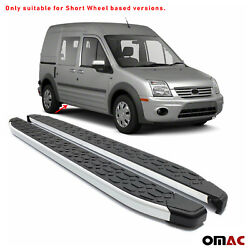 Side Steps Running Boards Fits Ford Transit Connect Short Wheelbase 2010-2013