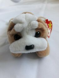 Ty Beanie Babies 1996 Wrinkles With Rare P.v.c. Pellets With Errors