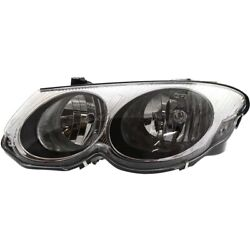 Headlight Lamp Left Hand Side For 300 Driver Lh Ch2502126 4780013ad 300m 99-2004