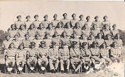 Judaica Left To Top Jewish Soldier South Africa Group Photo British Army 1948