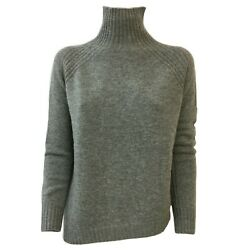 Women's Sweater Polo Neck Be You By Geraldine Alasio Ag Bslad41w19 100 Cashmere