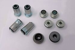 1958 Chevrolet Bushing Kit Rear 10 Piece And 58 Chevy Parts Catalog