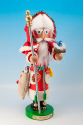 New In Box - Steinbach Father Christmas Limited Edition Nutcracker S645 - Signed