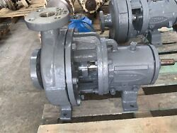 Durco Pump 2K3x2-10A Stainless LOCATED IN MEXICO