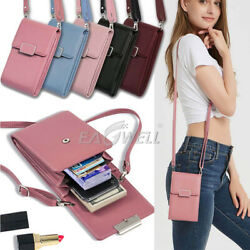 US For iPhone 11 Pro Max Mini Cross-body Shoulder Bag Case Handbag Purse Wallet