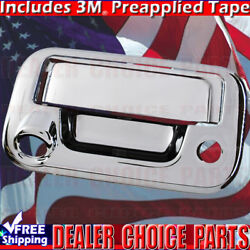 2004-2014 Ford F-150 07-10 Sport Trac Chrome Tailgate Handle Cover W/cam Hole