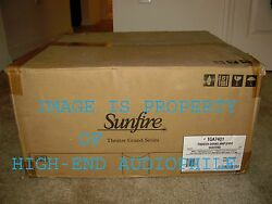 Sunfire Theater Grand Tga-7401 7 Channel Amplifier Amp Legit W/ Serial Numbers