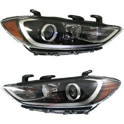 92101f3000, 92102f3000 Hy2502206, Hy2503206 Headlight Lamp Left-and-right