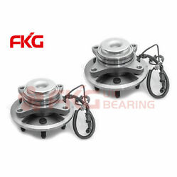 2011-14 Ford F-150 Expedition Lincoln Navigator Front Wheel Hub Bearing 515143x2
