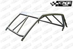 Cagewrx Rzr Xp 1000 Sport Assembled - Raw Finish Includes Roof 14-18
