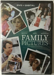 Family Pictures New Dvd Sealed See Pictures Expired Digital Anjelica Huston