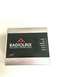 Radiolinx Frequency Hopping Serial Rlx-fhs 24ghz T4a 6-28v 6w Free Shipping