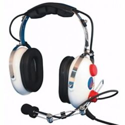 Nib Avcomm Ac260 Pnr Childrenand039s Headset With Ipod / Mp3 Port