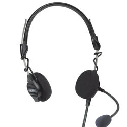 Telex Airman 750 Features Open-air Earphones For Long Term Fatigue-free Use