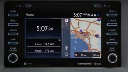 17-20 Toyota Sienna Upgrade Radio Gps Navigation Touch-screen Cd Entune 3.0 Apps