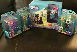 Fingerlings Monkey Teeter Totter Playset Milly And Willy + Kaylin Archie Drew