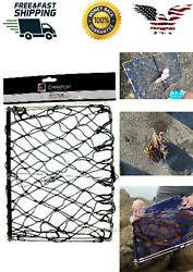 Must Try Crab Trap Crab Jaw Shrimp Pot Net Bait Trap Cast Easily Lure Fish New