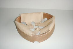 German Army M1916 Wwi Ww1 Repro Helmet Liner With Pads Size 60-61 For 68 Shell