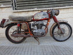 Mondial 200 Constellation Of 1966 Mondial Motorcycle Made In Italy