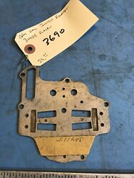 Ip3690 Omc Johnson Evinrude Plate 304115 New Old Stock 034115 Nos Oem Part