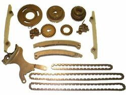 For 1999-2004 Jeep Grand Cherokee Timing Chain Kit Front Cloyes 17732jv 2002