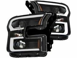 For 2015-2017 Ford F150 Headlight Set Anzo 65464yh 2016 Headlight Assembly