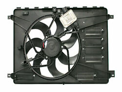 For 2008-2012 Land Rover Lr2 A/c Condenser Fan Assembly Genuine 84349nn 2009