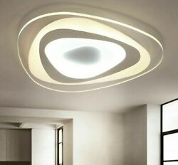 Ceiling Interior Lightings Ultra Thin Led Lamp Indoor Home Living Lustre Fixture