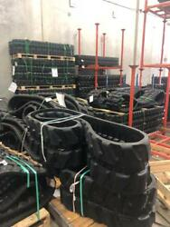 2 New Rtc00499s-wi Rubber Track For Bobcat T190 Measurement 320x86x49