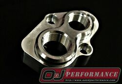 Xtreme Perforamace Parts Rx7 13b 20b Water Pump Removal Flange With Sensor Port