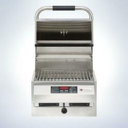Electri Chef 4400 Ec224i16 16 Built-in Electric Outdoor Grill And Warming Rack