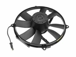 For 2005-2006 Mercedes Cl65 Amg A/c Condenser Fan Assembly Genuine 14245fs
