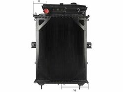 For 1988 1991-2007 Kenworth T600a Radiator Spectra 71132wk 1992 1993 1994 1995