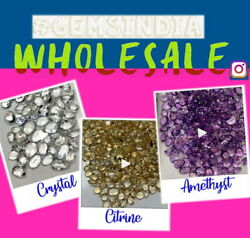 Wholesale Quality1 Citrine Amethyst Crystal 1 Kilo Lot 5000 Ct Offer Welcome