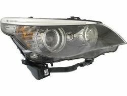For 2009-2010 Bmw 535i Xdrive Headlight Assembly Left - Driver Side 78849zd