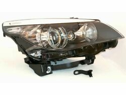 For 2009-2010 Bmw 535i Xdrive Headlight Assembly Right - Passenger Side 38386rr