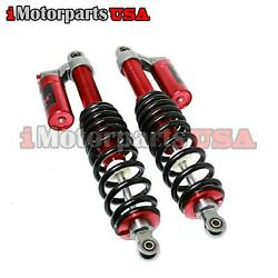 09-14 Polaris Rzr 800 S Stage 2 Front Air Shock Absorbers Set Adjustable 60