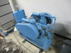 Valve And Primer Corp Automatic Pump Primer R17 2v 2-stage 2 1.5hp Motors Used