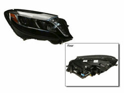For 2018 Mercedes S450 Headlight Assembly Right 35783gf