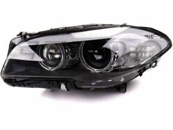 For 2012-2013 Bmw Activehybrid 5 Headlight Assembly Left - Driver Side 83781jx