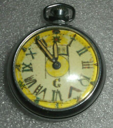 Mason's Pocket Watch / Made In Great Britain Pocket Watch From The 1950's