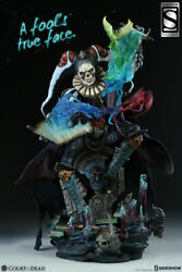 Sideshow Exclusive Malavestros Deaths Chronicler Fool