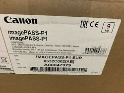 Canon Imagepass-p1 Print Controller For The Imagerunner Advance C5500 Series