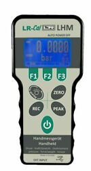 Lr-cal Lhm Dp Pressure And Torque Meter With Differential Pressure Sensor ±0.1