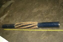 New Famco 6.5 Well Bore Reamer String Mill 2.5 Tool Joint Carbide Hard Facing