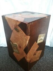 Jack Daniels Vintage Wooden Store Promo Display Crate 1950's Extremely Rare