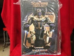 Hot Toys Thanos 1/6 Scale Mms280 Where Are My Stones Mib Factory Sealed